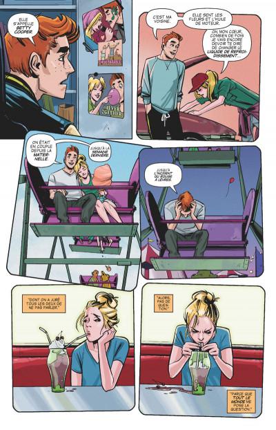 Page 6 Riverdale présente Archie tome 1
