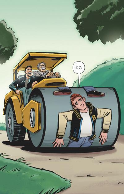 Page 4 Riverdale présente Archie tome 2