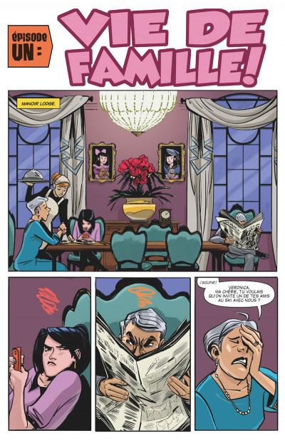Page 5 Riverdale présente Archie tome 2