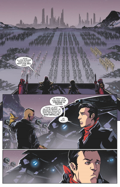 Page 1 Power rangers tome 4
