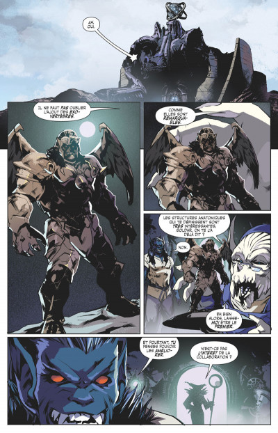 Page 2 Power rangers tome 4