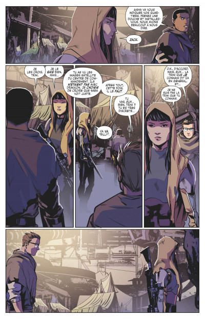 Page 8 Power rangers tome 4