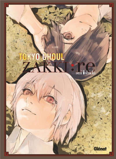 Couverture Tokyo ghoul : Re - Zakki