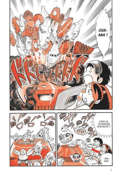 Page 6 Urusei Yatsura - perfect color edition tome 1