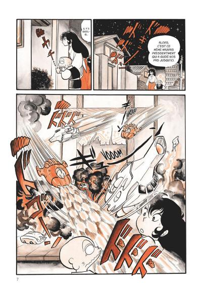 Page 7 Urusei Yatsura - perfect color edition tome 1