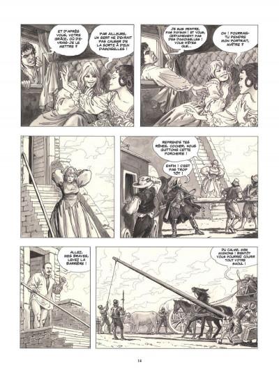 Page 0 Le caravage - intégrale (éd. collector noir et blanc)