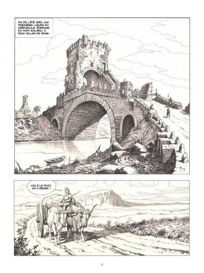 Page 3 Le caravage - intégrale (éd. collector noir et blanc)