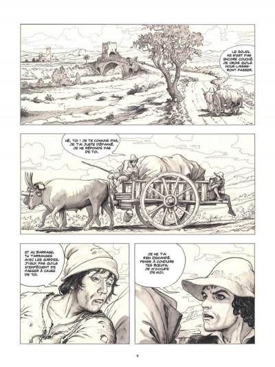 Page 4 Le caravage - intégrale (éd. collector noir et blanc)