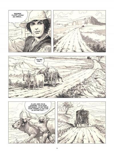 Page 5 Le caravage - intégrale (éd. collector noir et blanc)