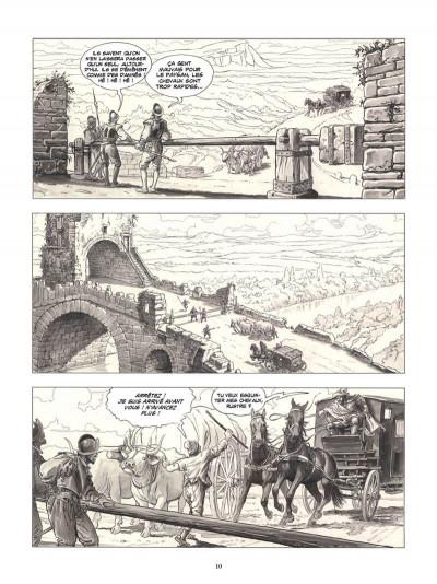 Page 6 Le caravage - intégrale (éd. collector noir et blanc)