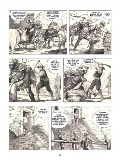 Page 7 Le caravage - intégrale (éd. collector noir et blanc)