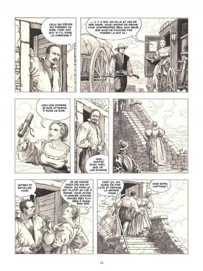 Page 8 Le caravage - intégrale (éd. collector noir et blanc)