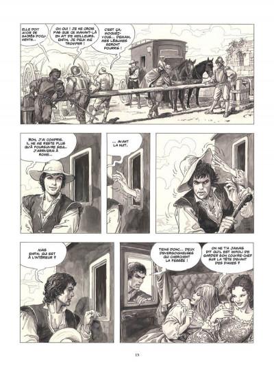 Page 9 Le caravage - intégrale (éd. collector noir et blanc)