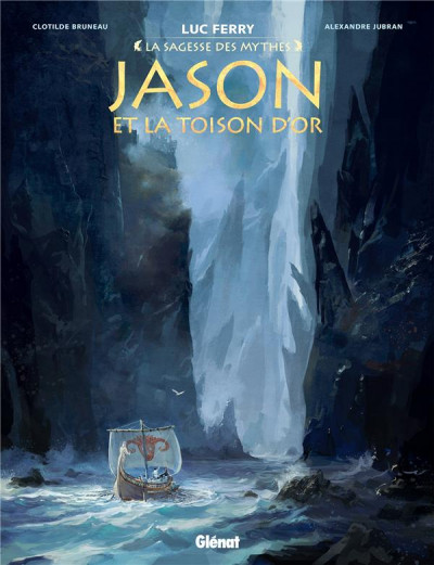 Couverture Jason et la toison d'or - coffret tomes 1 à 3