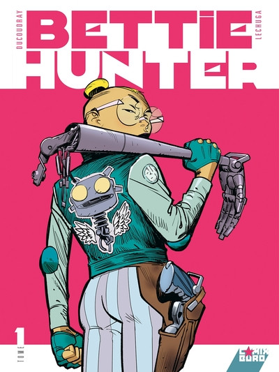Couverture Bettie hunter tome 1