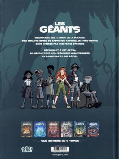 Dos Les géants tome 1