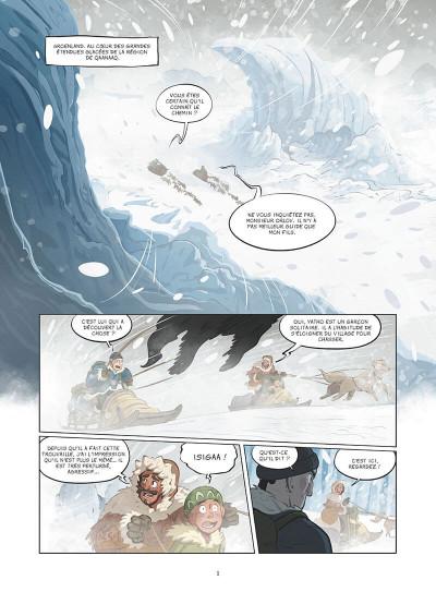 Page 4 Les géants tome 1