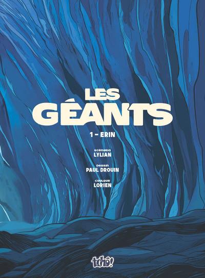 Page 8 Les géants tome 1