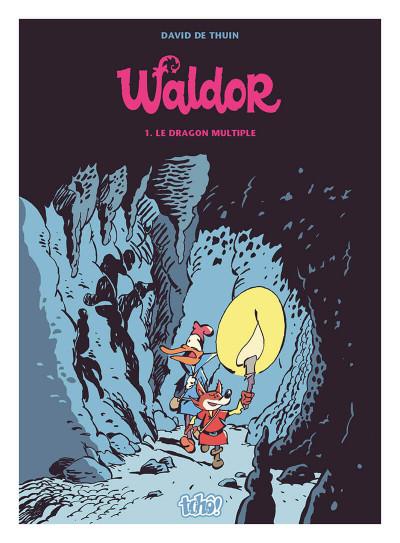 Page 2 Waldor tome 1