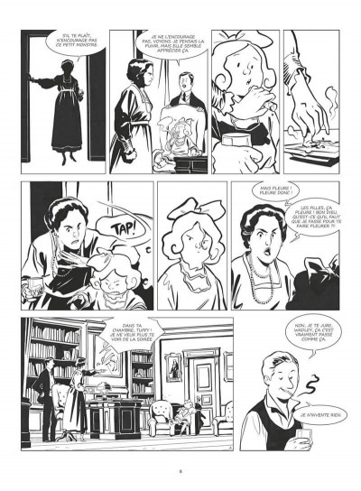 Page 4 Joe la pirate