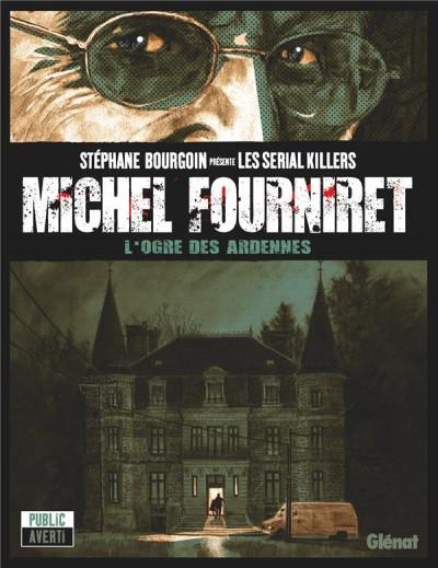 Couverture Michel Fourniret