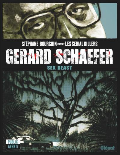 Couverture Gerard Schaefer