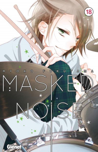 Couverture Masked noise tome 18