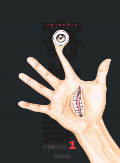 Couverture Parasite - édition originale tome 1