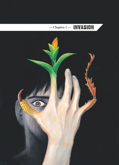 Page 4 Parasite - édition originale tome 1
