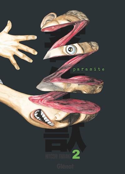 Couverture Parasite - édition originale tome 2