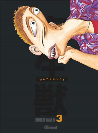 Couverture Parasite - édition originale tome 3