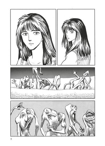 Page 6 Parasite - édition originale tome 4