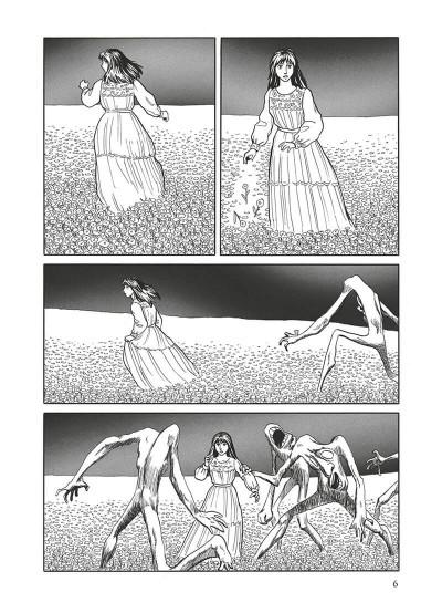 Page 7 Parasite - édition originale tome 4