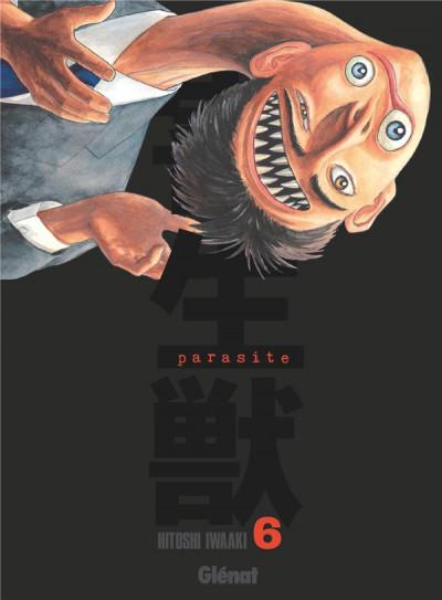 Couverture Parasite - édition originale tome 6