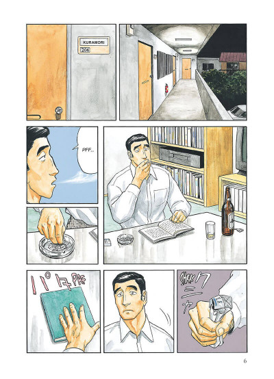 Page 7 Parasite - édition originale tome 6