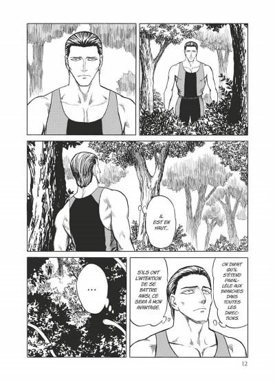 Page 0 Parasite - édition originale tome 8