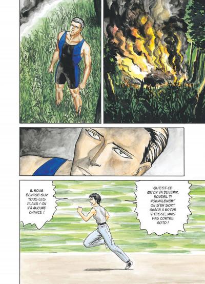 Page 4 Parasite - édition originale tome 8