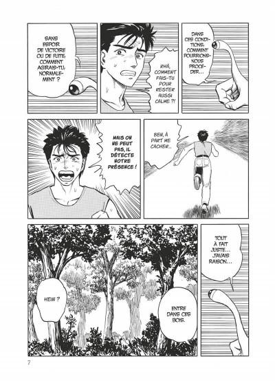 Page 5 Parasite - édition originale tome 8