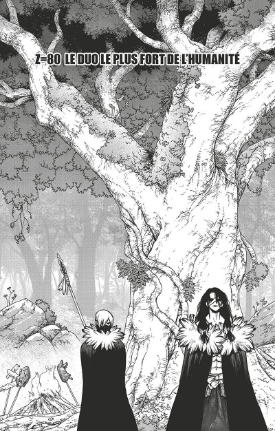 Page 6 Dr. Stone tome 10