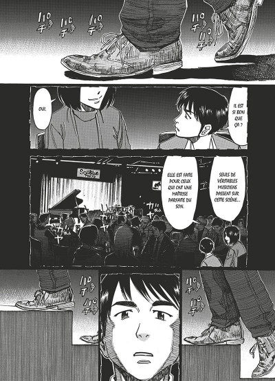Page 9 Blue giant tome 10