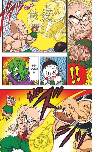 Page 8 Dragon ball SD tome 6