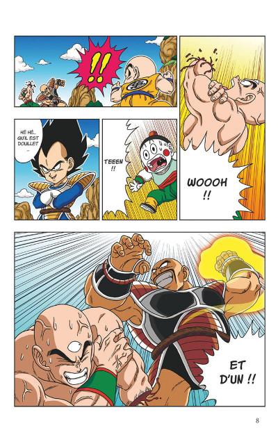 Page 9 Dragon ball SD tome 6