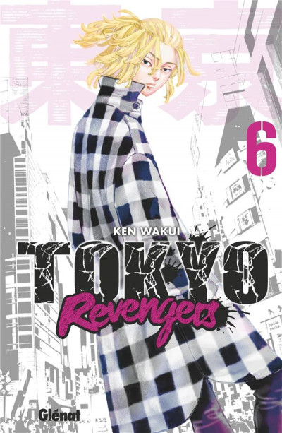 Couverture Tokyo revengers tome 6