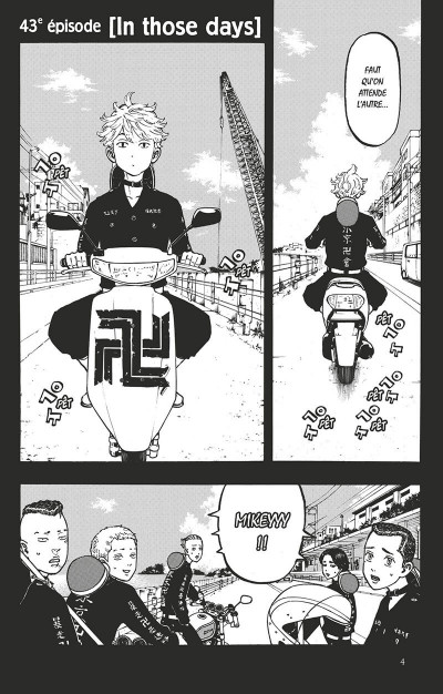 Page 5 Tokyo revengers tome 6
