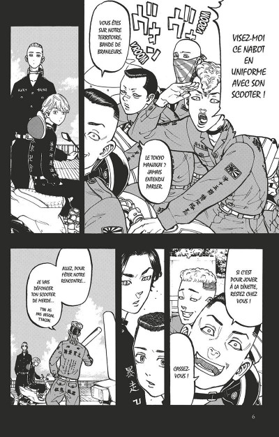 Page 7 Tokyo revengers tome 6