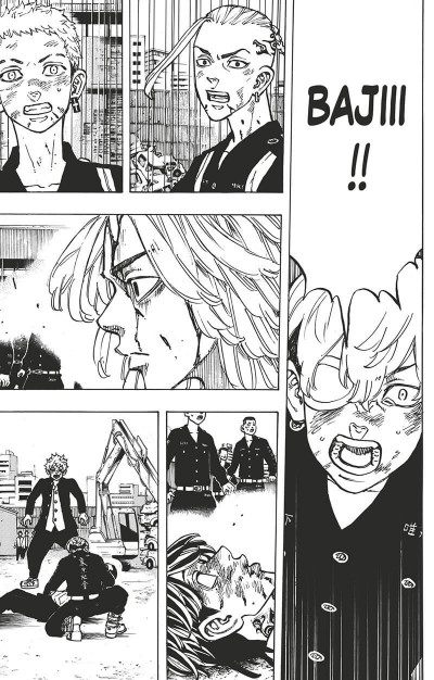 Page 6 Tokyo revengers tome 8