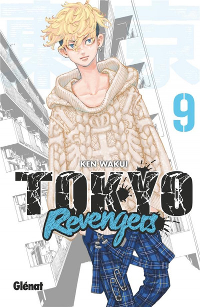 Couverture Tokyo revengers tome 9