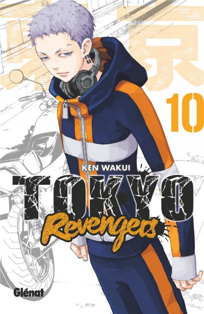 Couverture Tokyo revengers tome 10