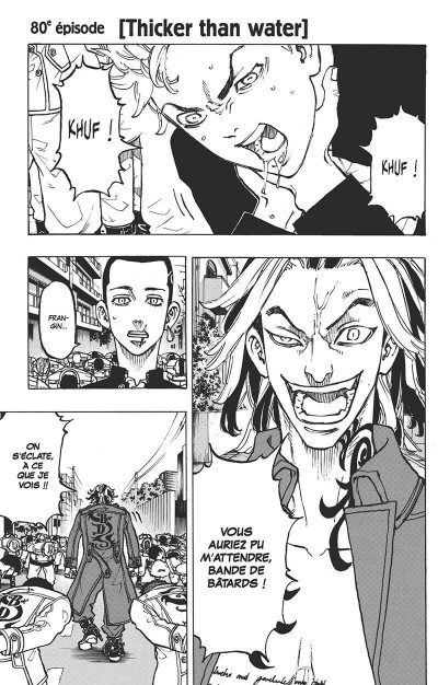 Page 4 Tokyo revengers tome 10