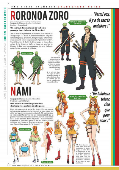 Page 9 One piece magazine tome 5